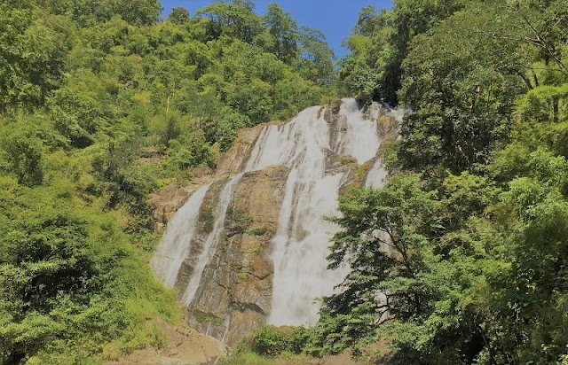 Weekend to Ninh Thuan watching the Chaper waterfall