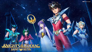 Knights of the Zodiac – Saint Seiya Episódio 12 – Dublado