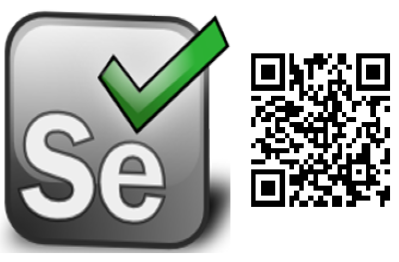 Automating QR Code Using Zxing API in Selenium Web-Driver