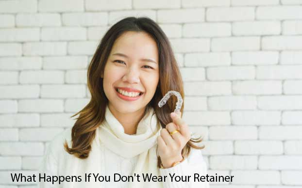 What Happens If You Don't Wear Your Retainer