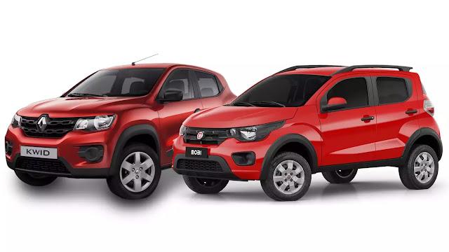 Fiat Chrysler negocia fusão com Renault