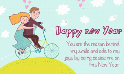 Romantic New Year SMS Messages for Him/Her