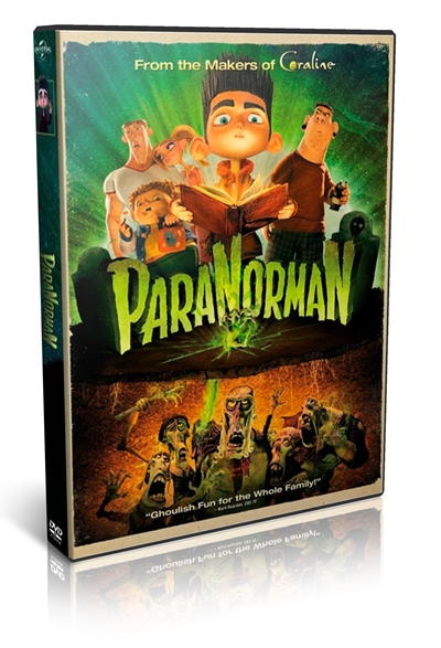 ParaNorman DVDR NTSC Español Latino Menú Full 2012