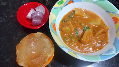 Aloo Matar Gravy| Hotel style Aloo Mutter Masala |how to make alu matar curry
