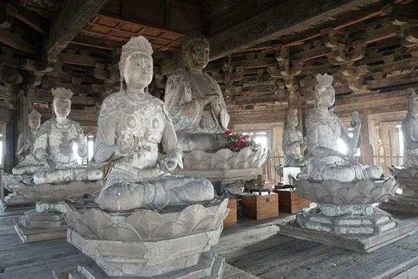 เจดีย์ศากยมุนีแห่งวัดฝอกง (Sakyamuni Pagoda of Fogong Temple: 佛宫寺释迦塔)