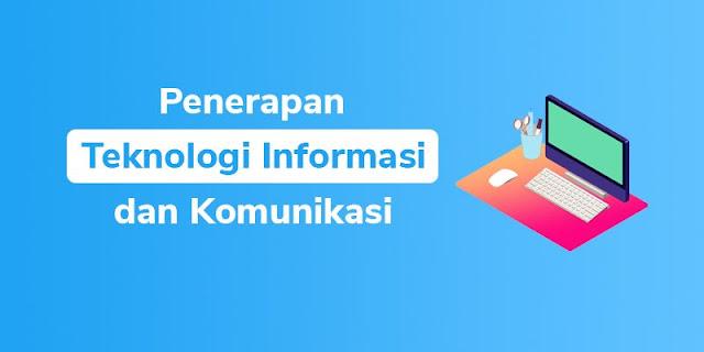penerapan teknologi informasi