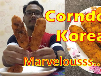 How To Make Corndog | Resepi Corndog Simple