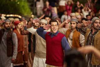 #RADIO FROM TUBELIGHT IS A MASSIVE RAGE WORLD OVER AND THIS IS JUST THE BEGINNING!
