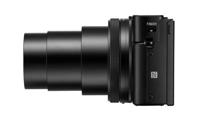 Sony RX100 VII Zoom Lens