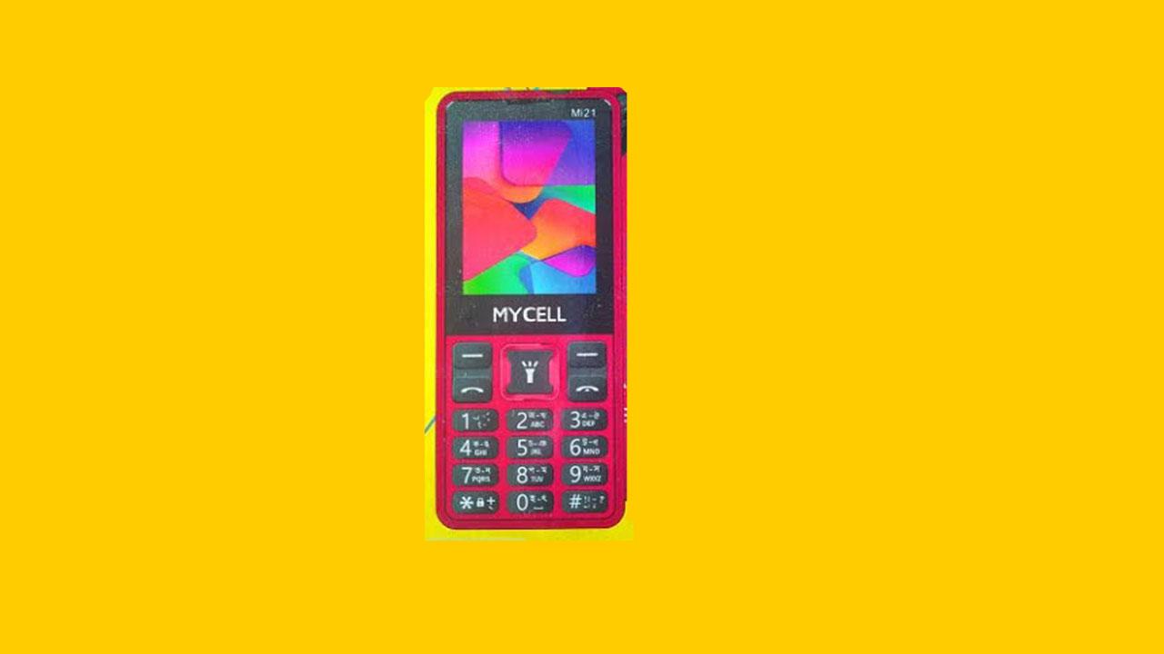 mycell mi21 flash file