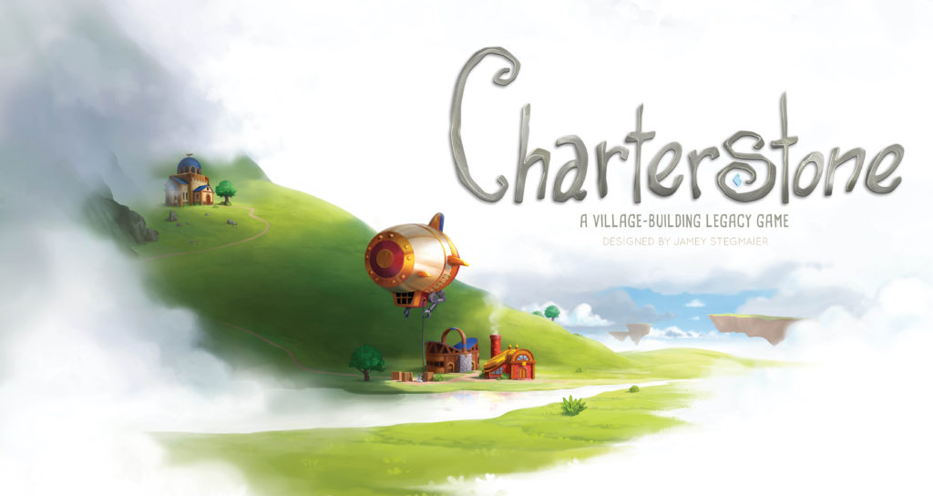 Charterstone legacy board game