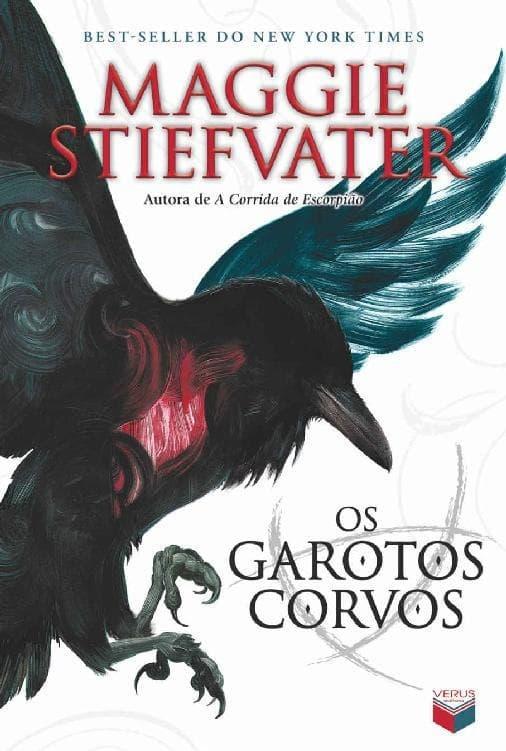 Resenha #669: Os Garotos Corvos - Maggie Stiefvater (Verus)
