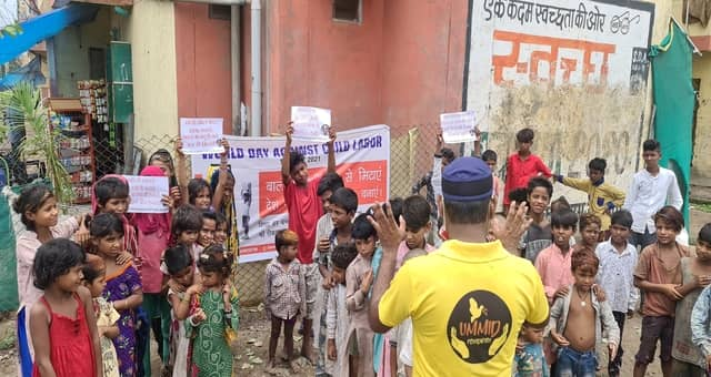 Fawda Na Kudaal Ab Har Haath Me Kitab Hogi Ummid Foundation News Vision