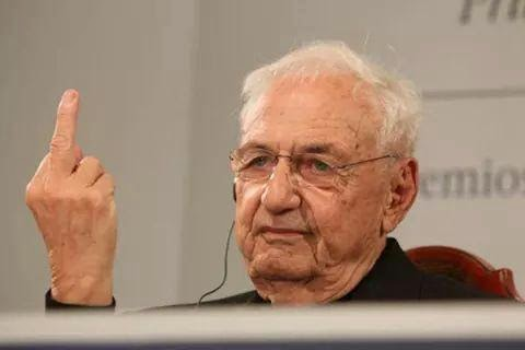 Frank Gehry diz que a arquitetura hoje é pura merda
