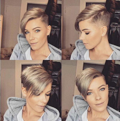 short hairstyles and haircut for women 2019