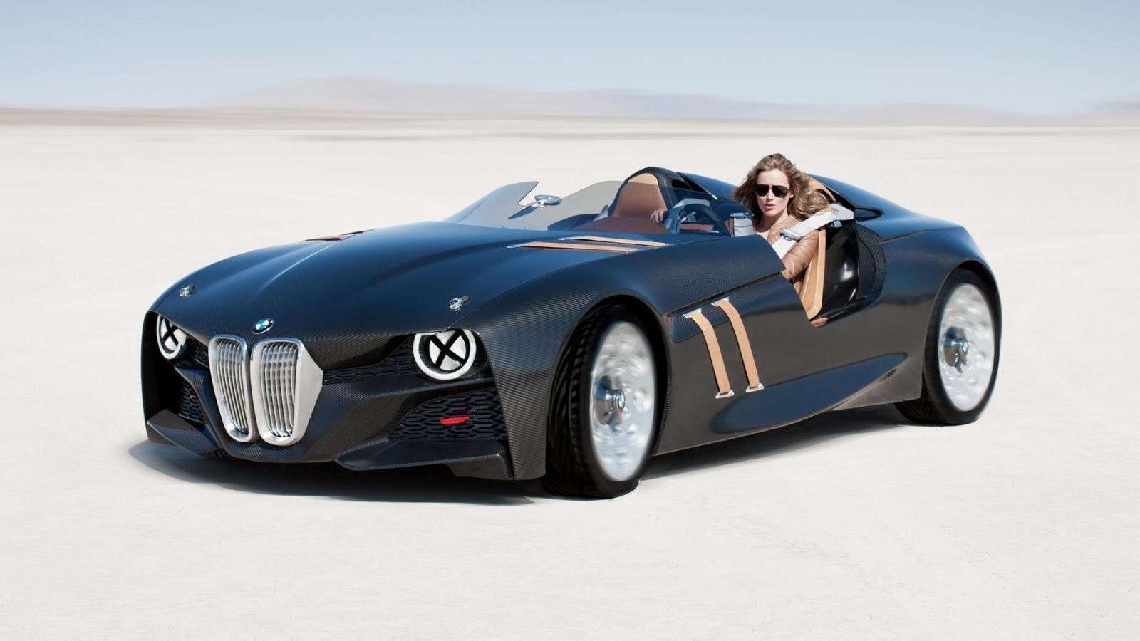 BMW Vision Connected Drive - Mẫu concept tuyệt đẹp nhưng chưa bao giờ được sản xuất