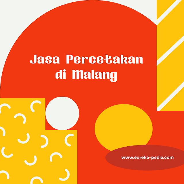 Jasa Percetakan di Malang