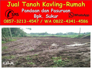 Jual Tanah Kavling Tudan Pandaan 0822-4341-4586 (WA)