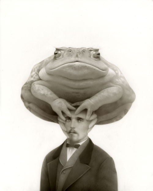 17-Oscar-and-the-Truth-Toad-Travis-Louie-Surreal-Illustrations-of-Fantasy-Beings-www-designstack-co