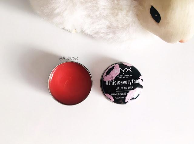 nyx thisiseverything lip balm
