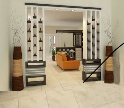40 New room divider ideas - home partition wall designs 2019