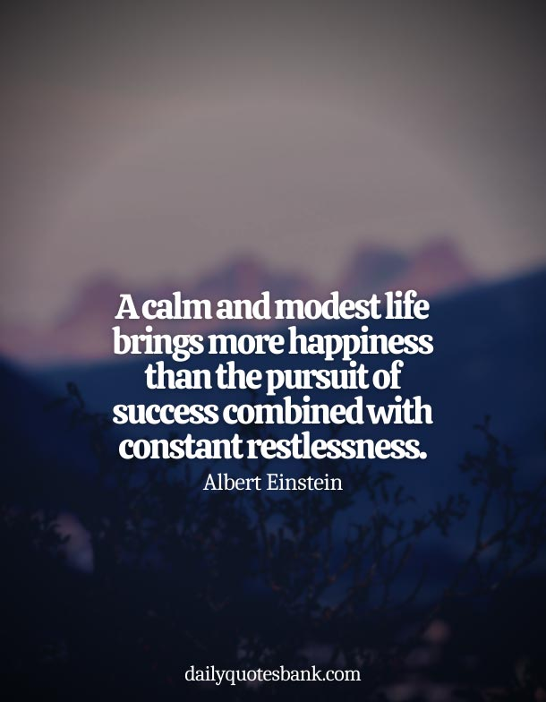 Quotes About Being Calm And At Peace