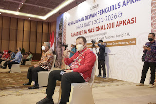 APKASI Tetapkan Bupati Hendy Jadi Korwil Jawa Timur