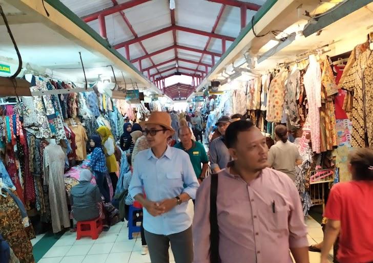 Turun Ke Pasar, DPRD Mulai Pantau Potensi Kenaikan Harga Jelang Nataru