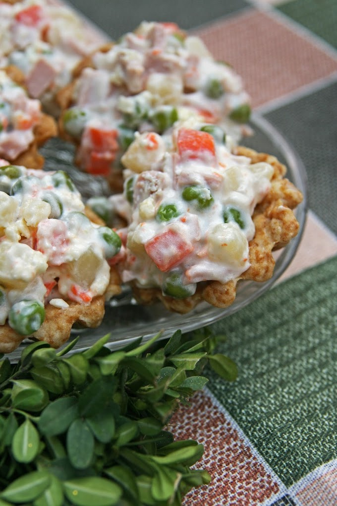 Ways to Make the Best of Russian Salad