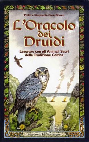 Recensione al libro di «Philip e Stephanie Carr-Gomm - L'oracolo dei Druidi»