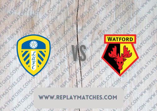 Leeds United vs Watford Highlights 02 October 2021