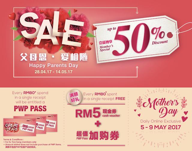 Eu Yan Sang Member Special Sale Discount Offer Promo