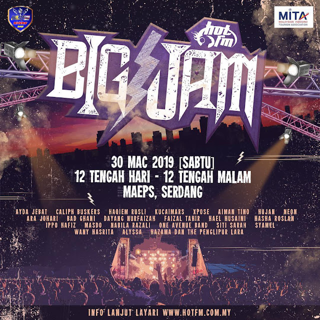 Hot FM Big Jam 2019