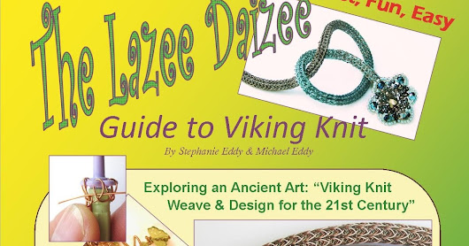 Winner of the Lazee Daizee Guide to Viking Knit Book Giveaway