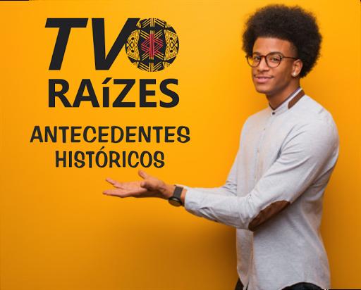 ANTECEDENTES HISTÓRICOS DA TV RAÍZES