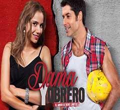 capítulo 14 - telenovela - dama y obrero  - tvn