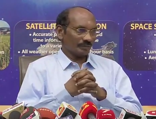 """Chandrayaan 3 On Track, Will Aim For Launch In 2021"""": ISRO Chief"""