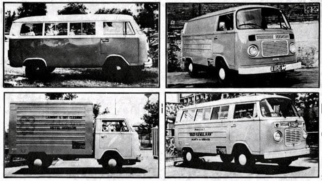 Karoseri VW Mitra Indonesia