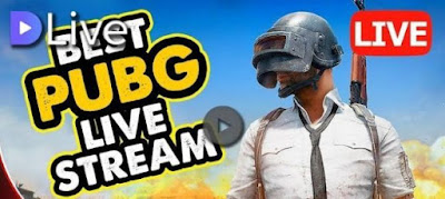 pubg live streaming