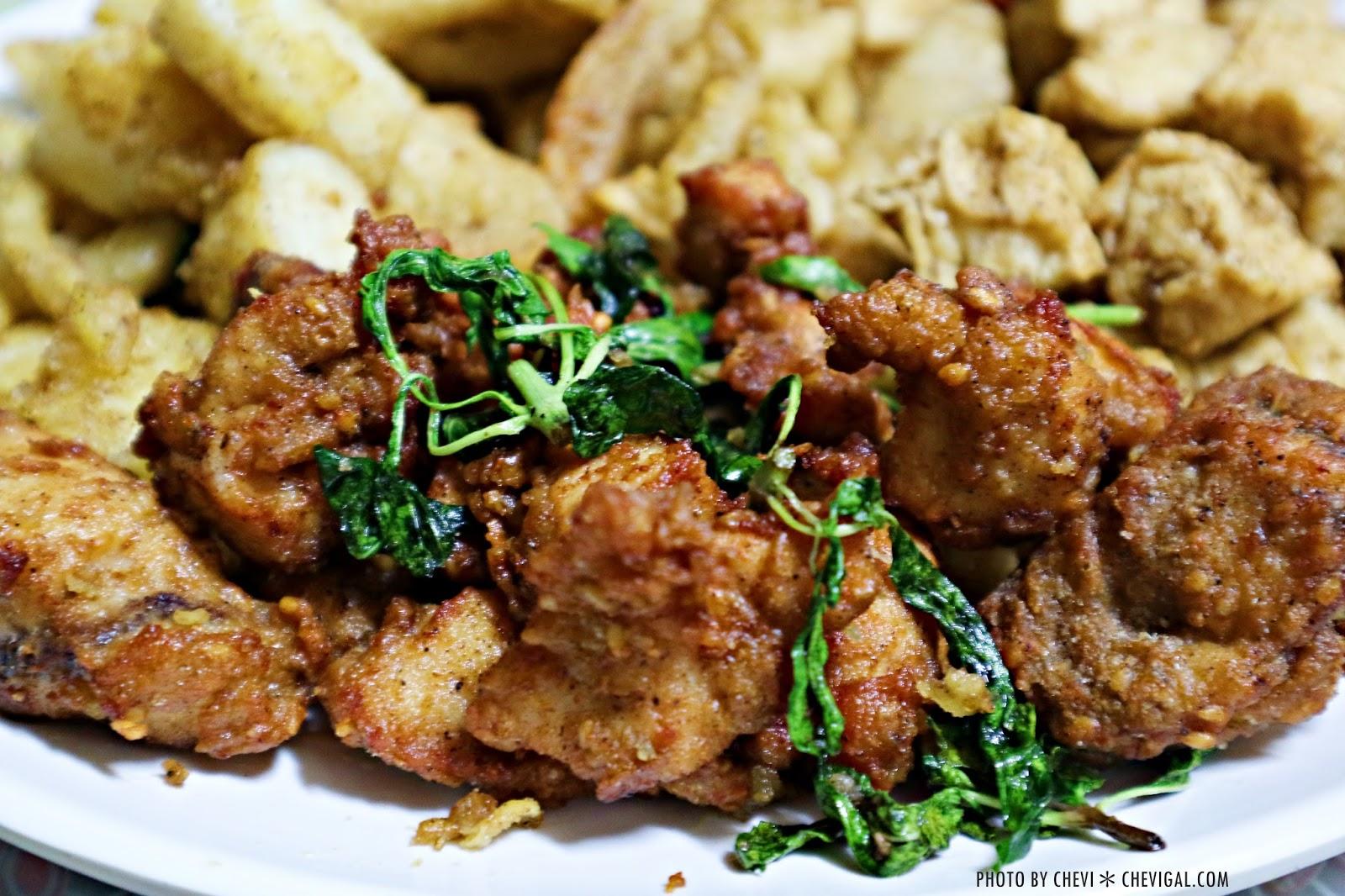 IMG 0540 - 台中烏日│香香鹽酥雞。飄香二十年的好滋味。一週只開四天別撲空囉