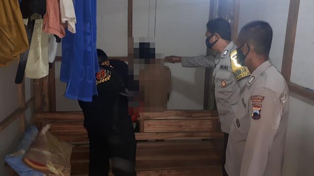 Seorang Laki-laki Warga Desa Kejobong Purbalingga Ditemukan Tewas