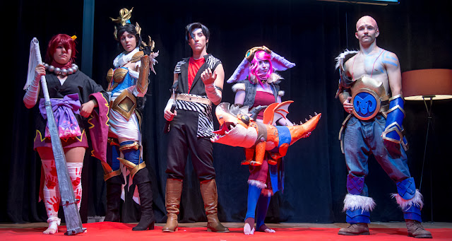 Concurso Cosplay | Asociación Brovrasħgĸa | Play and Gaming Zaragoza