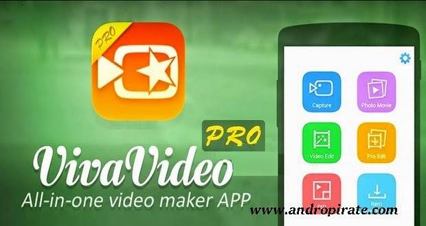 Android Solutions: VivaVideo Pro Video Editor v3 6 0 APK
