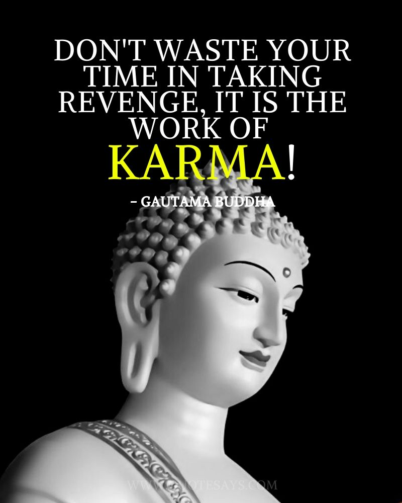 Quotes to be strong, Gautama Buddha Quotes, Karma Quotes