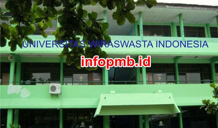 Jadwal Penerimaan Mahasiswa Baru (UWI) Universitas Wiraswasta Indonesia
