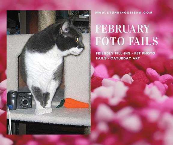 Feral Friday February Foto Fails