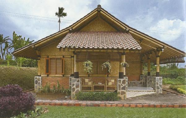 Model Rumah Minimalis Nuansa Jawa Barat