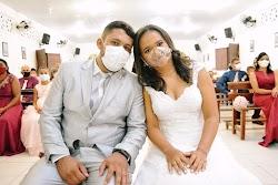 Confira os clicks do casamento de Brenno & Alinne