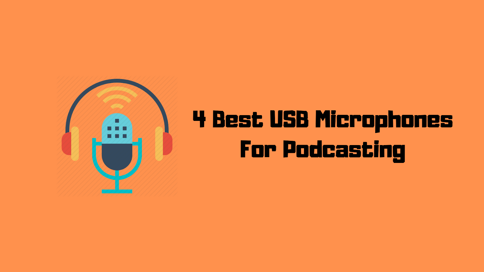 best usb microphones for podcasting