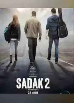 Sadak-2-trailer-third-most-disliked-video-on-YouTube